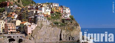 vakantie Italie Regio's en steden in Liguria Genua