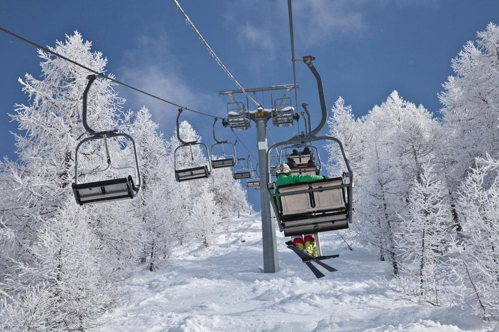 Monterosa Gressoney © Archivio Fotografico Monterosa-Ski