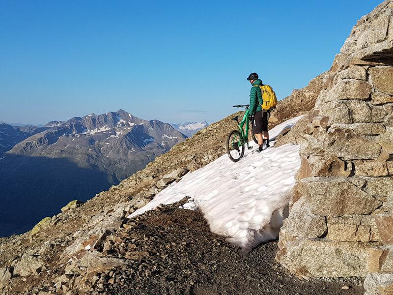 livigno mountainbike voor gevorderden © Claudia Zanin