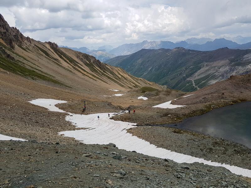 Bergwandelen in de zomer in Livigno © Claudia Zanin