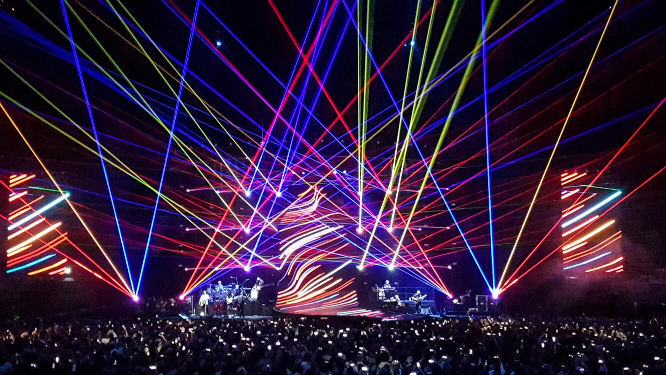 Eros Ramazzotti - Ziggo Dome, Amsterdam, 3 april 2019. © Claudia Zanin