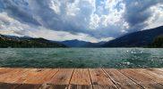 Meren in Trentino: Lago di Caldonazzo, Lago di Levico