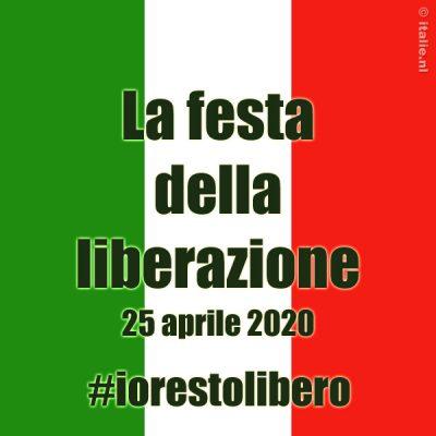 Bevrijdingsdag Italië zorgt vooraf al voor kippenvel