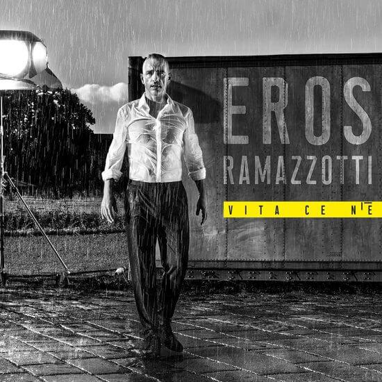 Vita ce n'è cd Eros Ramazzotti