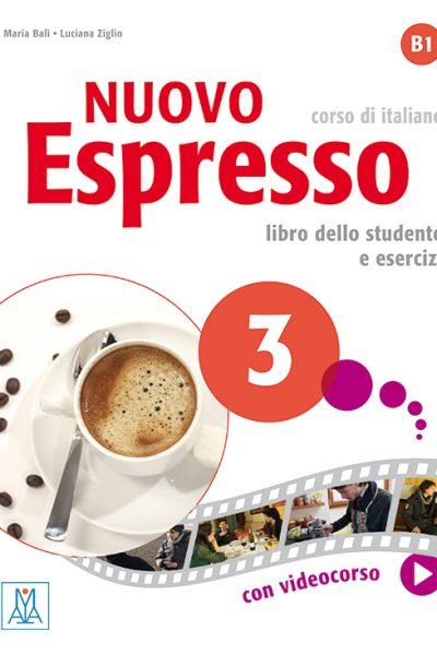 Nuovo espresso 3 - libro dello studente - Intertaal Italiaansse les B1