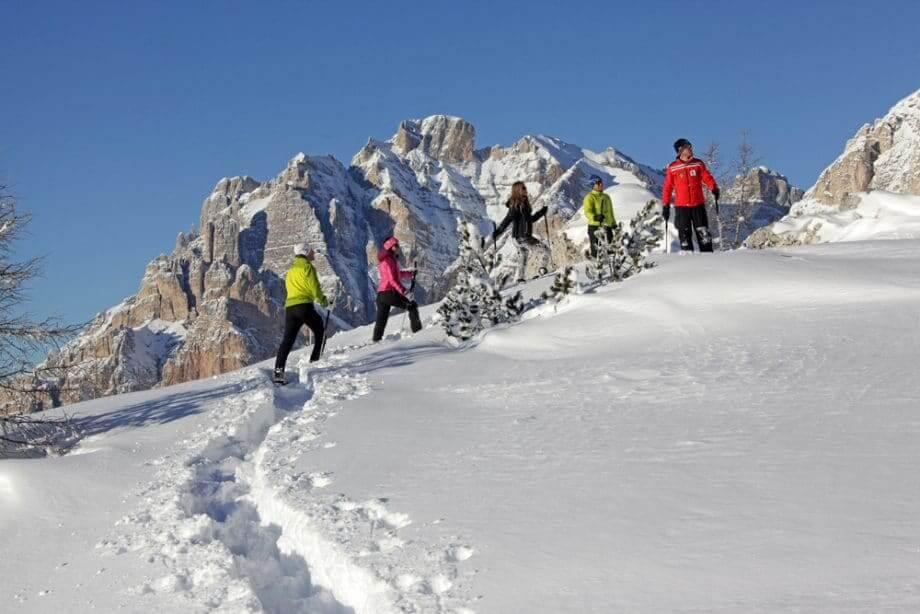 Alta Badia Ciaspole by FREDDY PLANINSCHEK