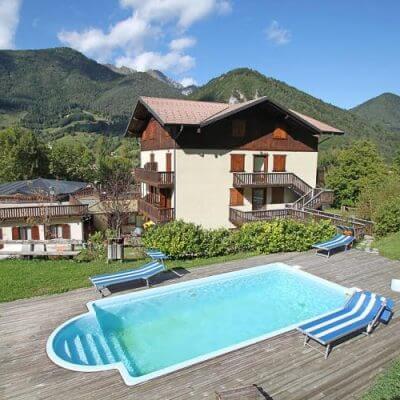 Appartement bij het Lago di Ledro