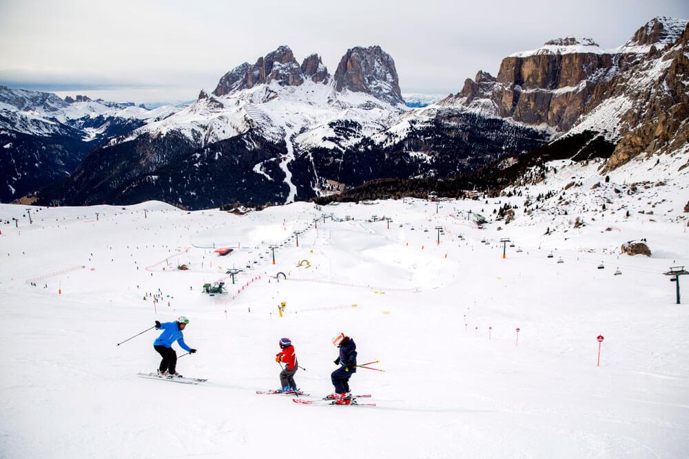 Val di Fassa © Federico Modica