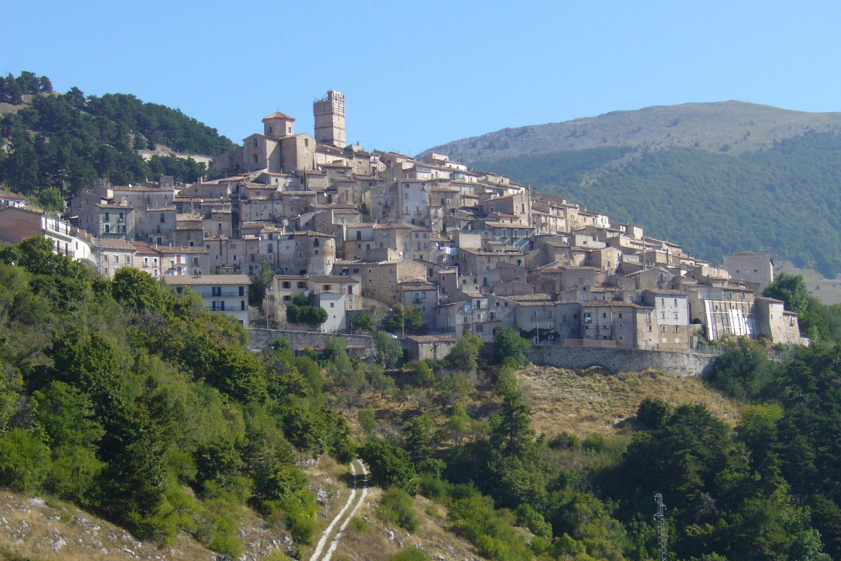 Vakantie Italie In De Abruzzen Abruzzo Italie Nl