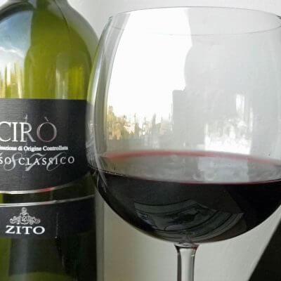 Calabrië: wijnen en likeuren