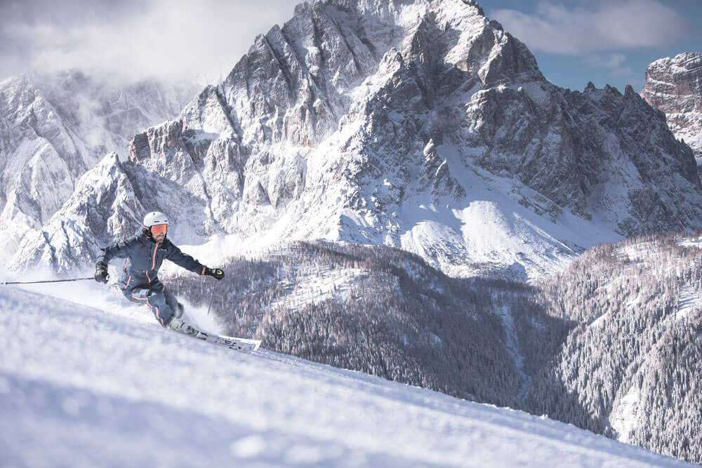 Drei Zinnen Tre Cime Dolomiti © Manuel Kottersteger
