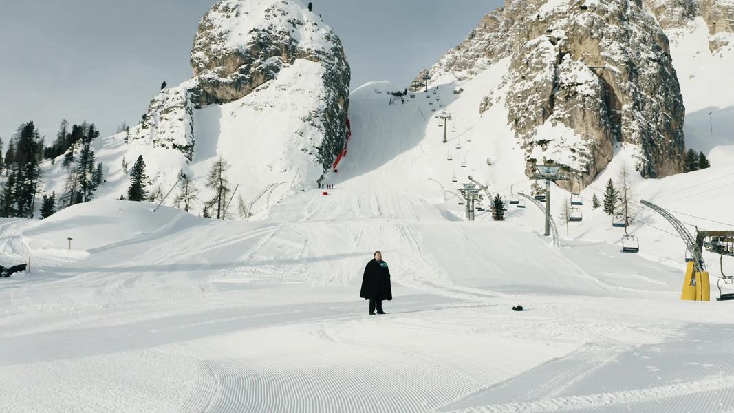 Nessum Dorma in Cortina d'Ampezzo