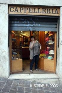 In de stad Perugia tijdens Umbria Jazz