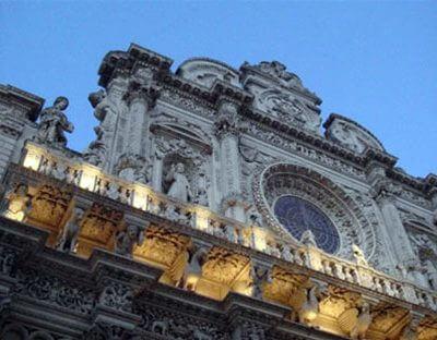 Basilica della Santa Croce, Lecce