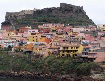 Een paasprocessie op Sardinië