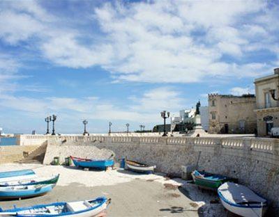 Stranden in Puglia