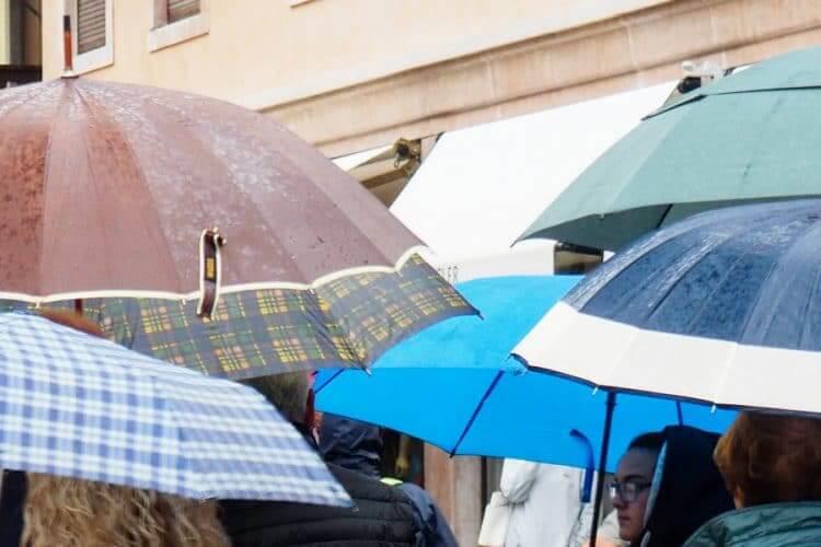 Noodweer in Italie © Claudia Zanin