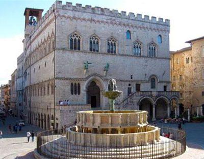 Perugia, een oude universiteitsstad