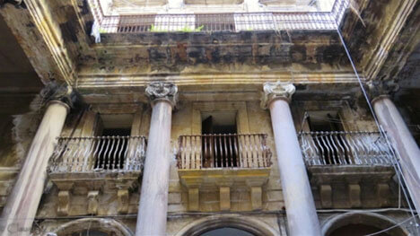 PALAZZO IN PALERMO
