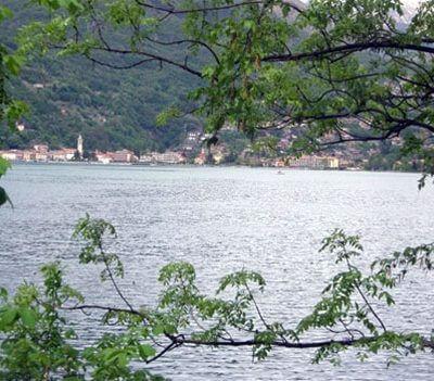 Meren in Lombardia: Lago di Lugano - Luganomeer