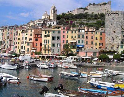 De mooiste dorpjes van Liguria