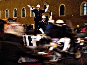 Rare jongens die Romeinen...De Italiaanse verkeerschaos...