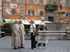 Roma [Rome] tips: muziek, religie en overig