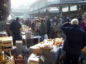 Shoppen in Turijn - Markten en outlets