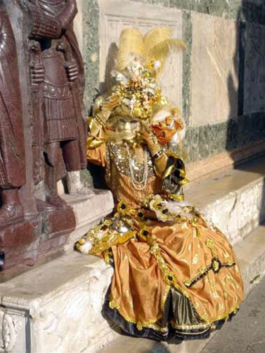 Carnaval in Venetië