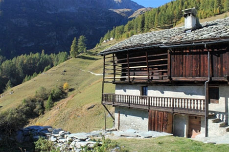 Valle di Gressoney