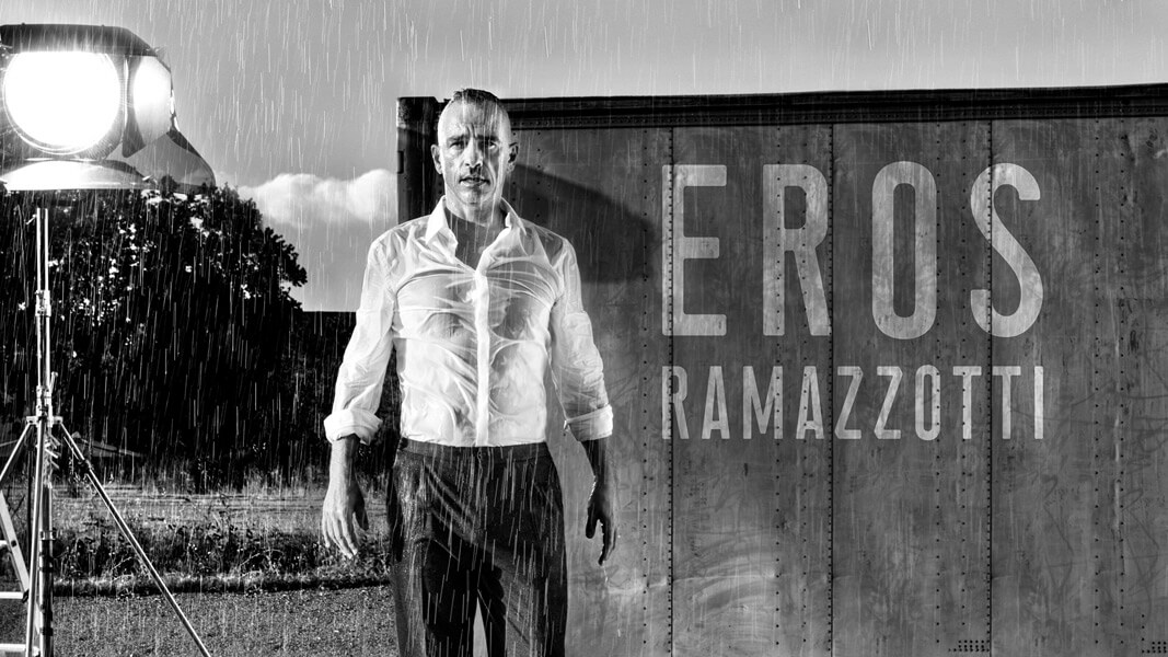 concert Eros Ramazzotti, 3 april 2019 Ziggo Dome