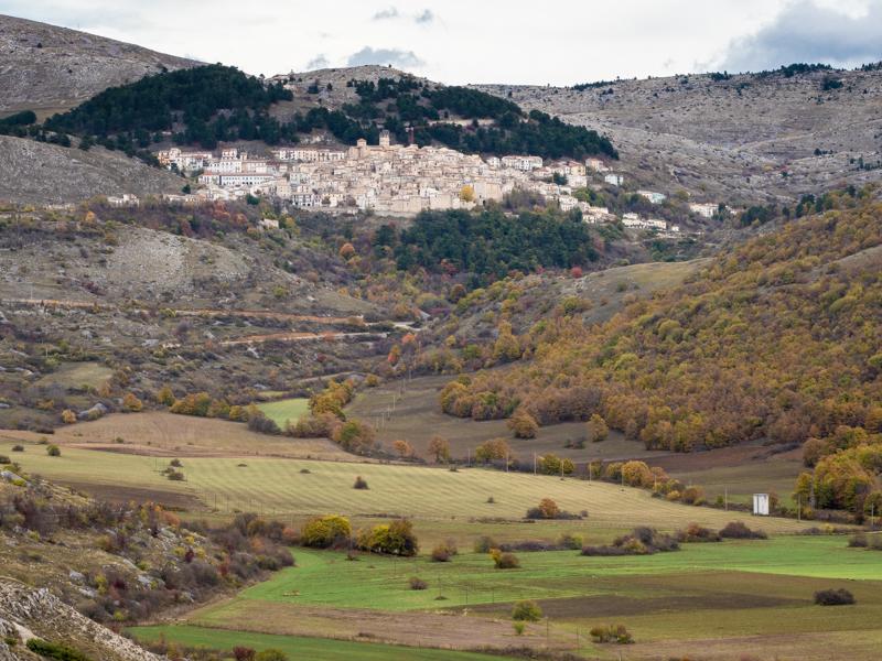 Abruzzo, © Foto Claudia Zanin