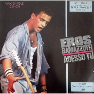 Songtekst Adesso tu - Eros Ramazzotti