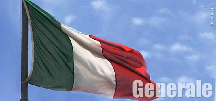 italiaanse vlag © Claudia Zanin