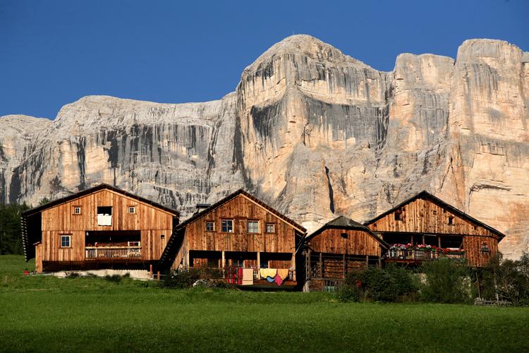 Viles, Alta Badia © Foto: Freddy Planinschek