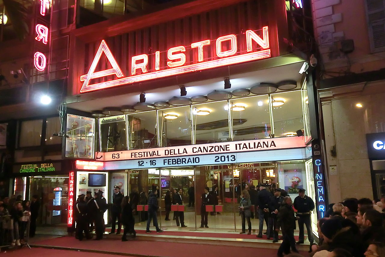 Teatro Ariston San Remo