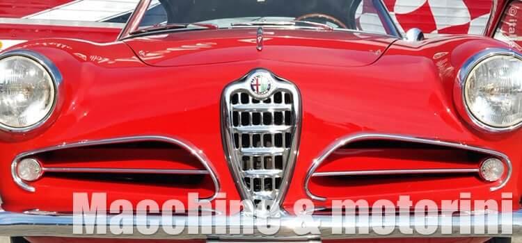 auto, alfa, producten uit Italie