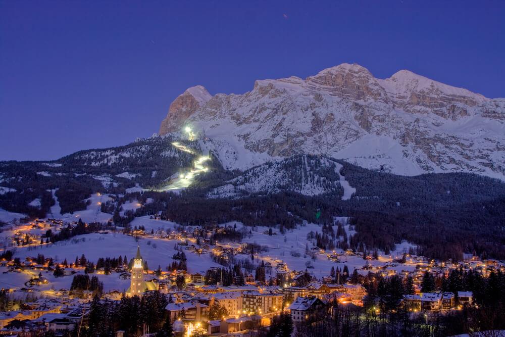 Cortina d'Ampezzo © Dino Colli