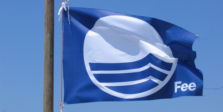 Blauwe Vlag FEE