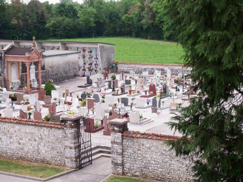 Kerkhof in Italie