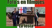 Beelden van Italië's 75e bevrijdingsdag 2020