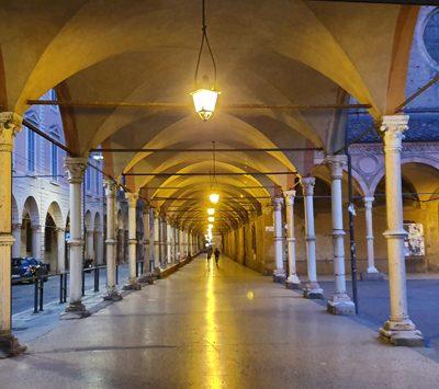 Emilia Romagna - Fotoverslag van Luigi Zanin