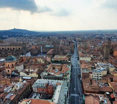 Fotoverslagen Emilia Romagna