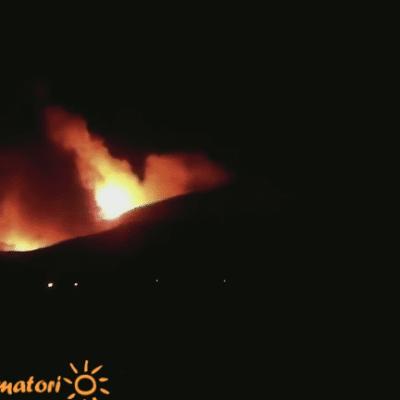 Vliegveld Pisa gesloten ivm bosbranden