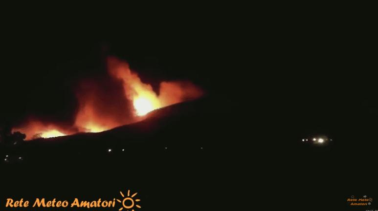 bosbranden pisa 24 september 2018