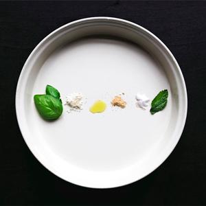 Pesto met broodkruimels - Massimo Bottura