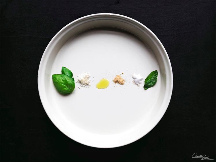 Pesto van Massima Bottura © Claudia Zanin