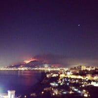 Diverse bosbranden in Italië