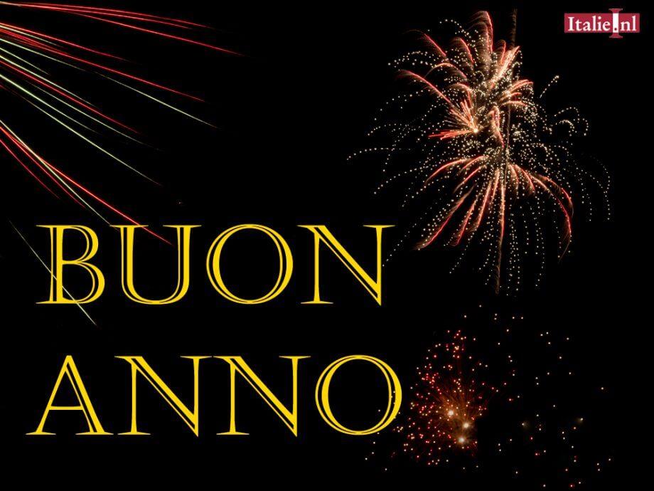 Buon anno, gelukkig nieuwjaar © Claudia Zanin