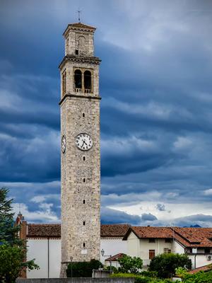 Je favoriete Italie foto drie dimensionaal